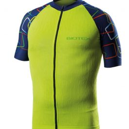 MAGLIA ULTRA SMART BIOTEX LIME